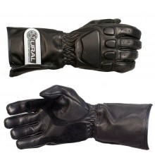 Gloves leather with Ural Logo