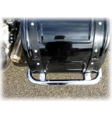 Crashbar sidecar rear, heavy version, chrome