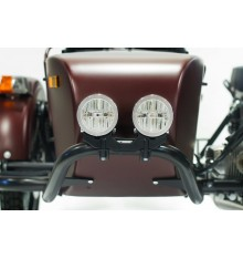 Dual LED Sidecar Driving Light Package
