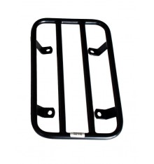 Luggage rack for sidecar fender, black