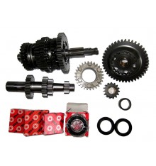 Conversion kit Russian gearbox to German gearbox (w/o sealings)