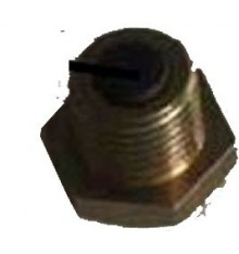 Drain plug magnetic steel