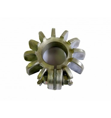 Exhoust pipe nut, cooling ring until 2005