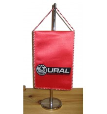 Ural table flag 13x20 cm