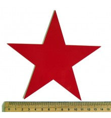 Red Star, metal big