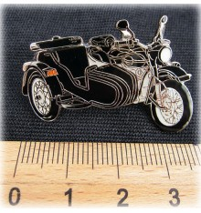 Pin Ural Tourist/Sportsman