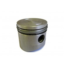 Genuine piston 650 with flat head and rounded piston skirt