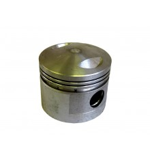 Genuine piston 650 with domed head and straight piston skirt