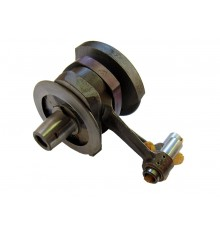 Crankshaft for 650ccm model