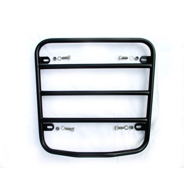 Luggage rack for trunk lid, black