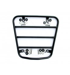 Luggage rack for sidecar nose, black