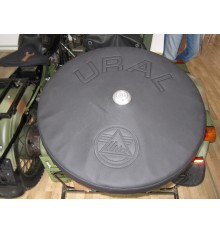 Cover for 19' spare wheel