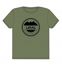 T-Shirt Dachstein, green