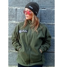 Fleece Sweater Forest mit Ural Logo