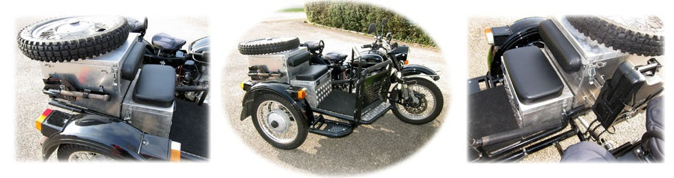 Cross sidecar kit